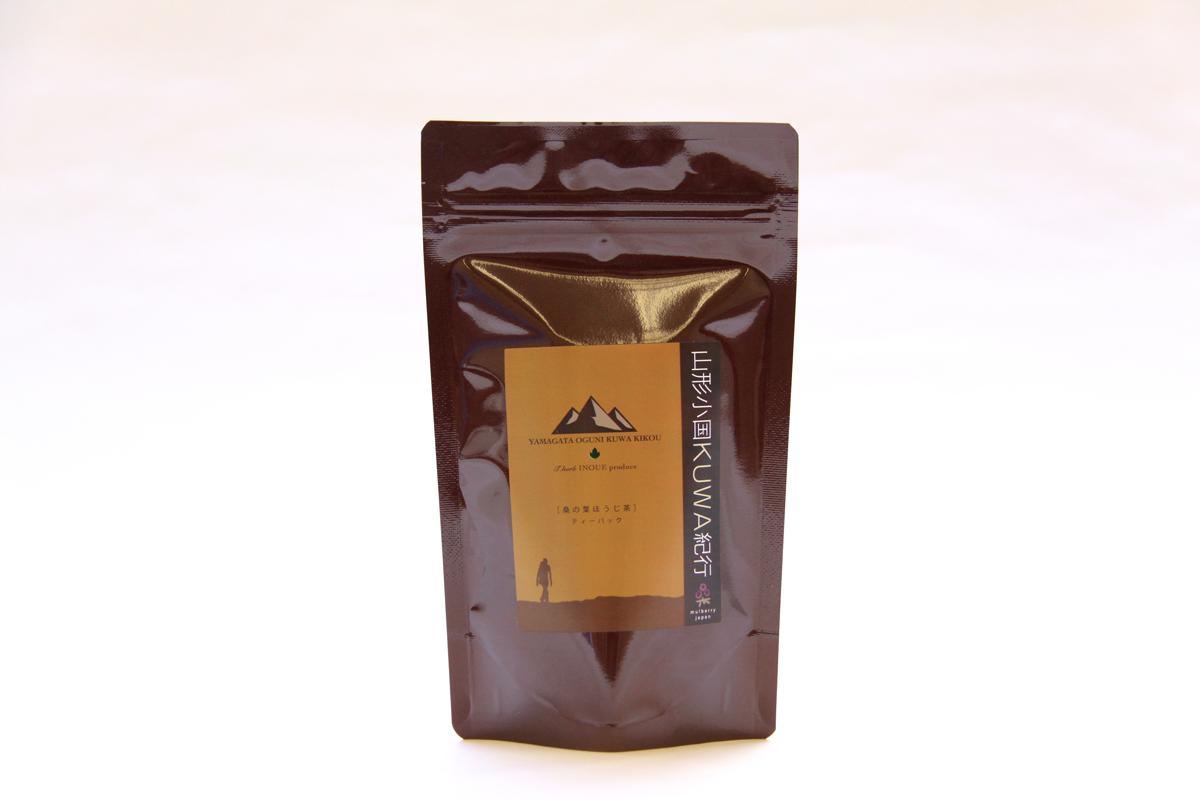 桑の葉茶(煮出しタイプ・ほうじ茶)|共同作業所まんまる ネコポス送料無料