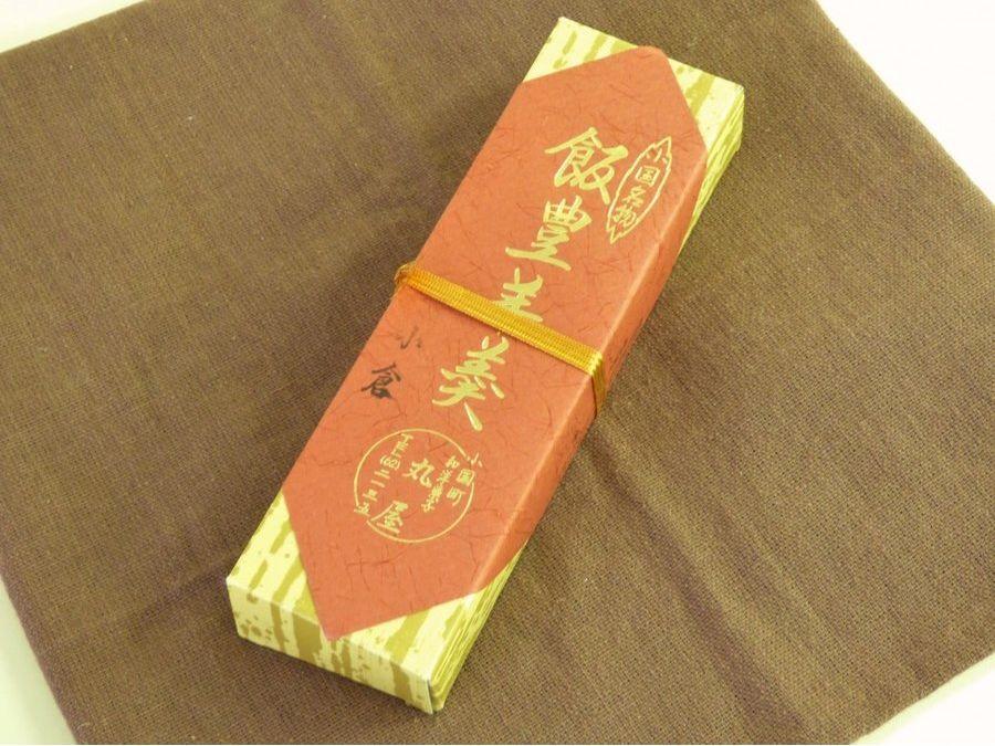 飯豊羊羹(小倉)|丸屋