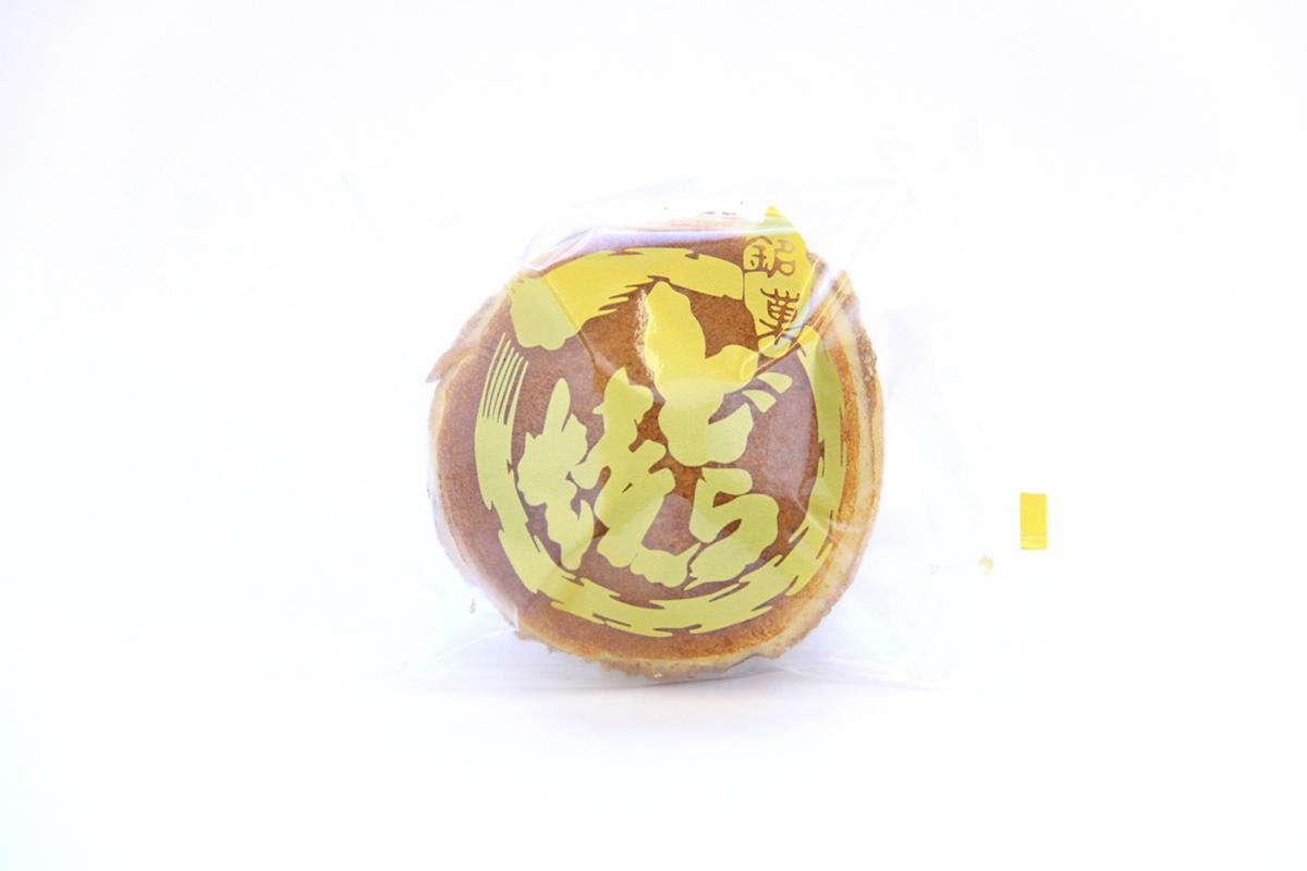 バターどら焼き|木村家菓子店