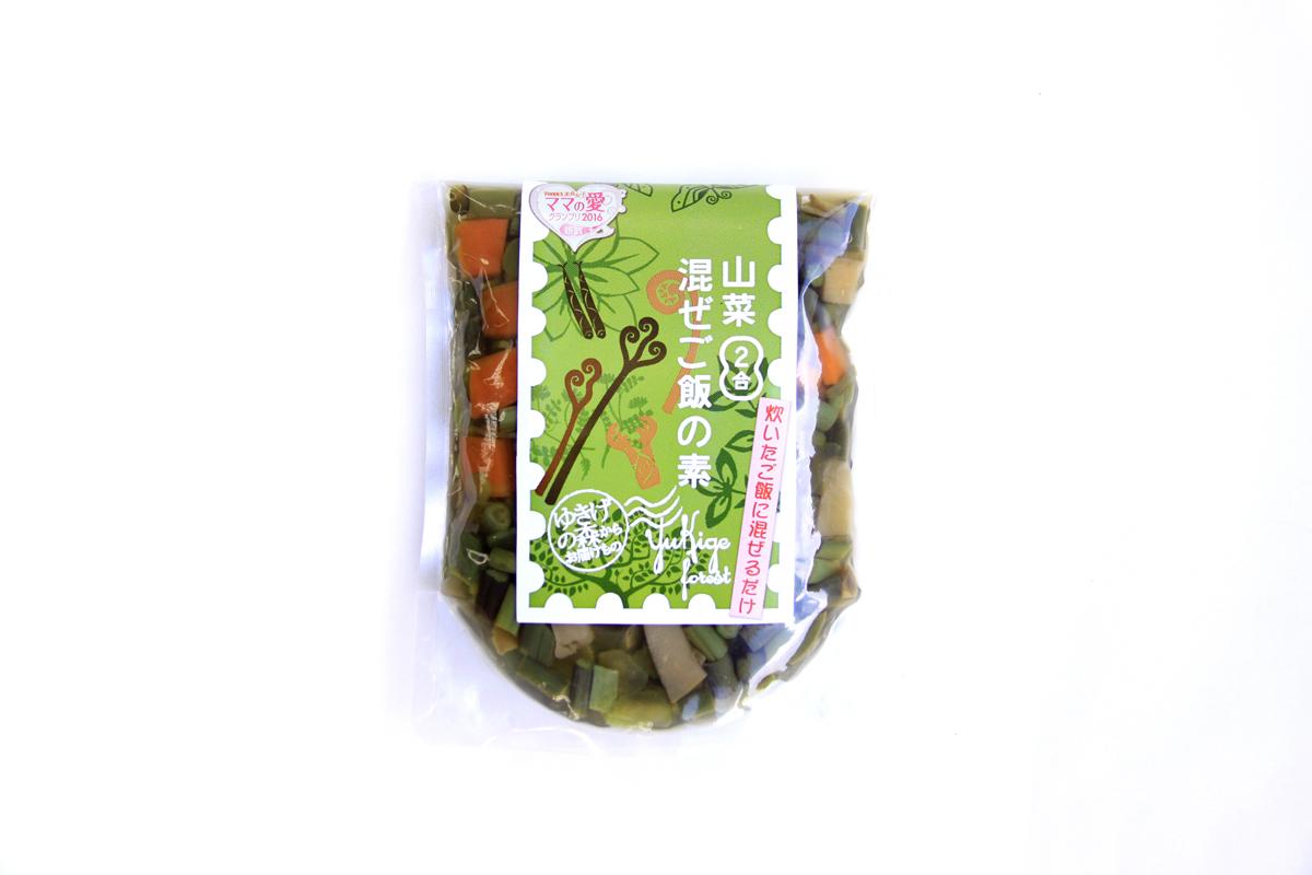 山菜まぜご飯の素 (150g)|美森ファーム