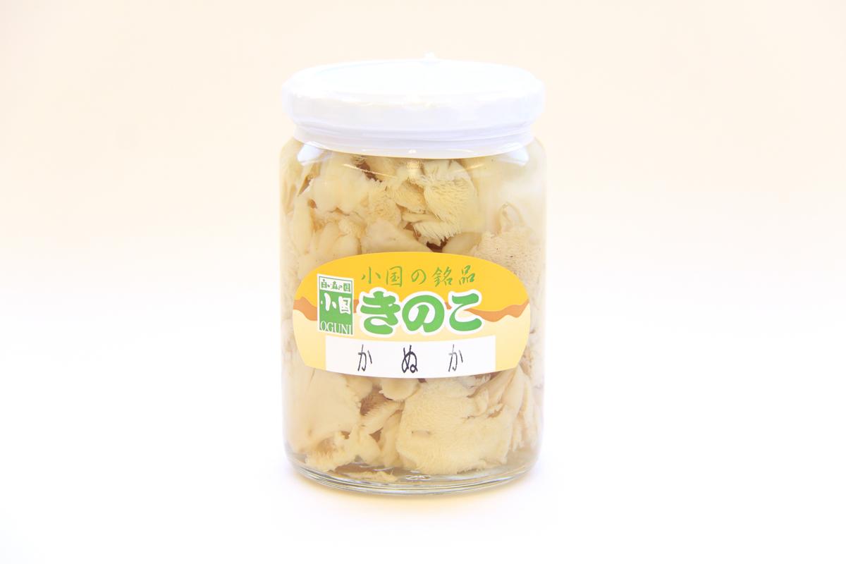 きのこ水煮かぬか(350g)|小国町森林組合