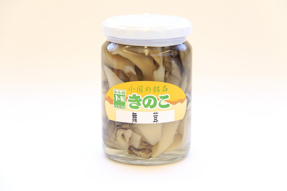きのこ水煮舞茸(340g)|小国町森林組合