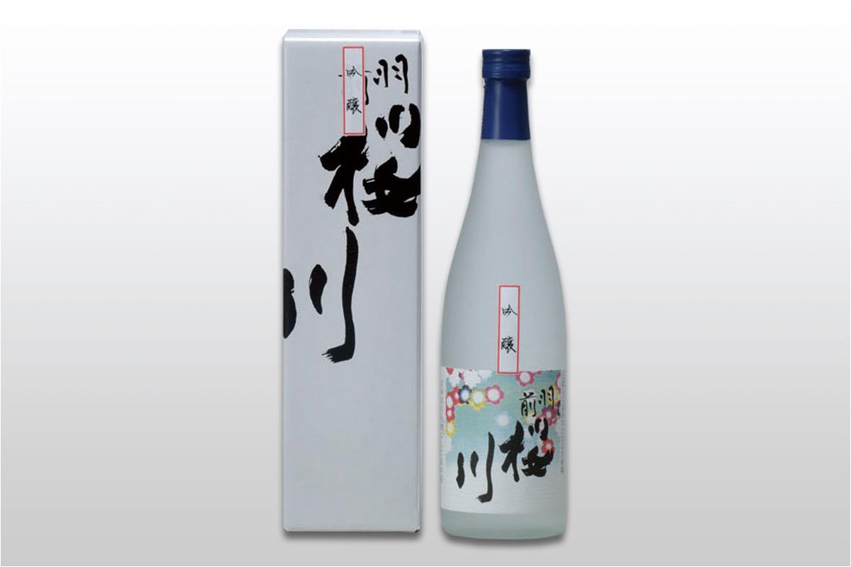 羽前桜川 吟醸酒 720ml
