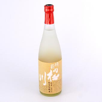 小国桜川 純米吟醸 小国米出羽の里使用 720ml