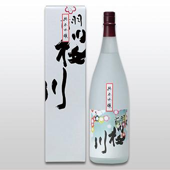 小国桜川 純米吟醸 1800ml