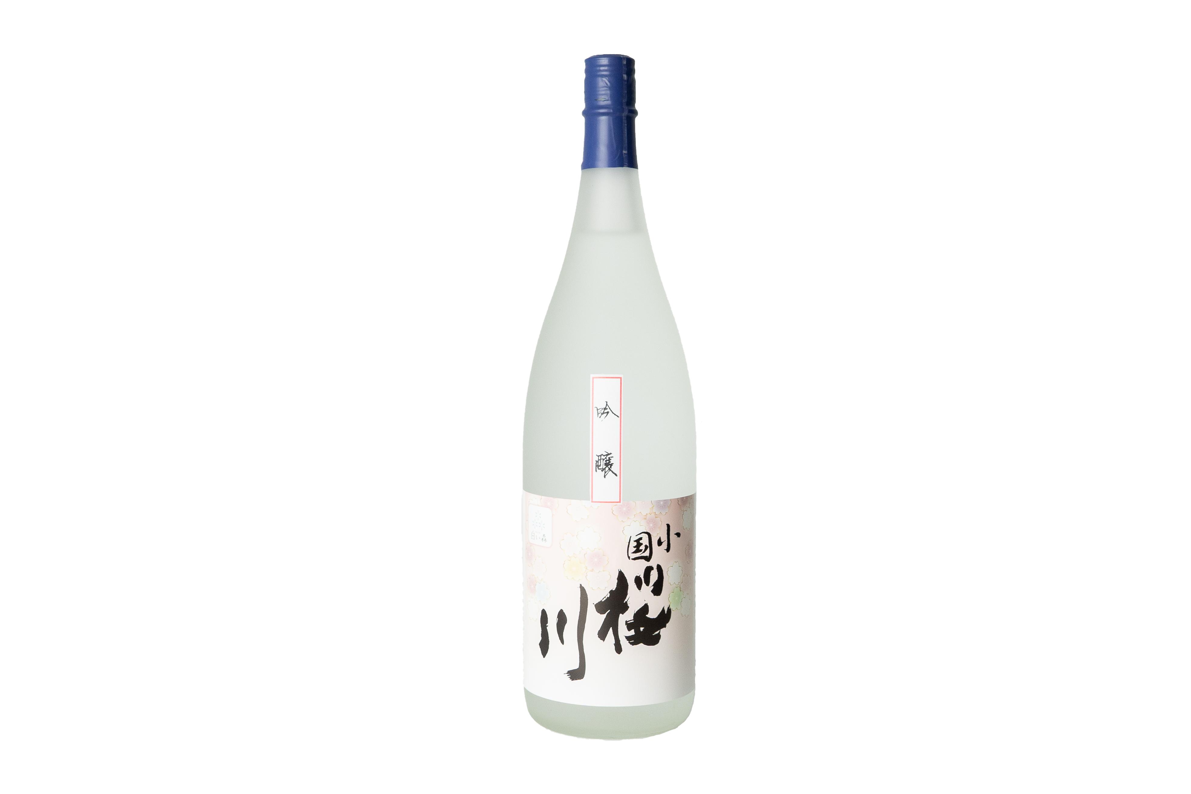 小国桜川 吟醸酒 1800ml