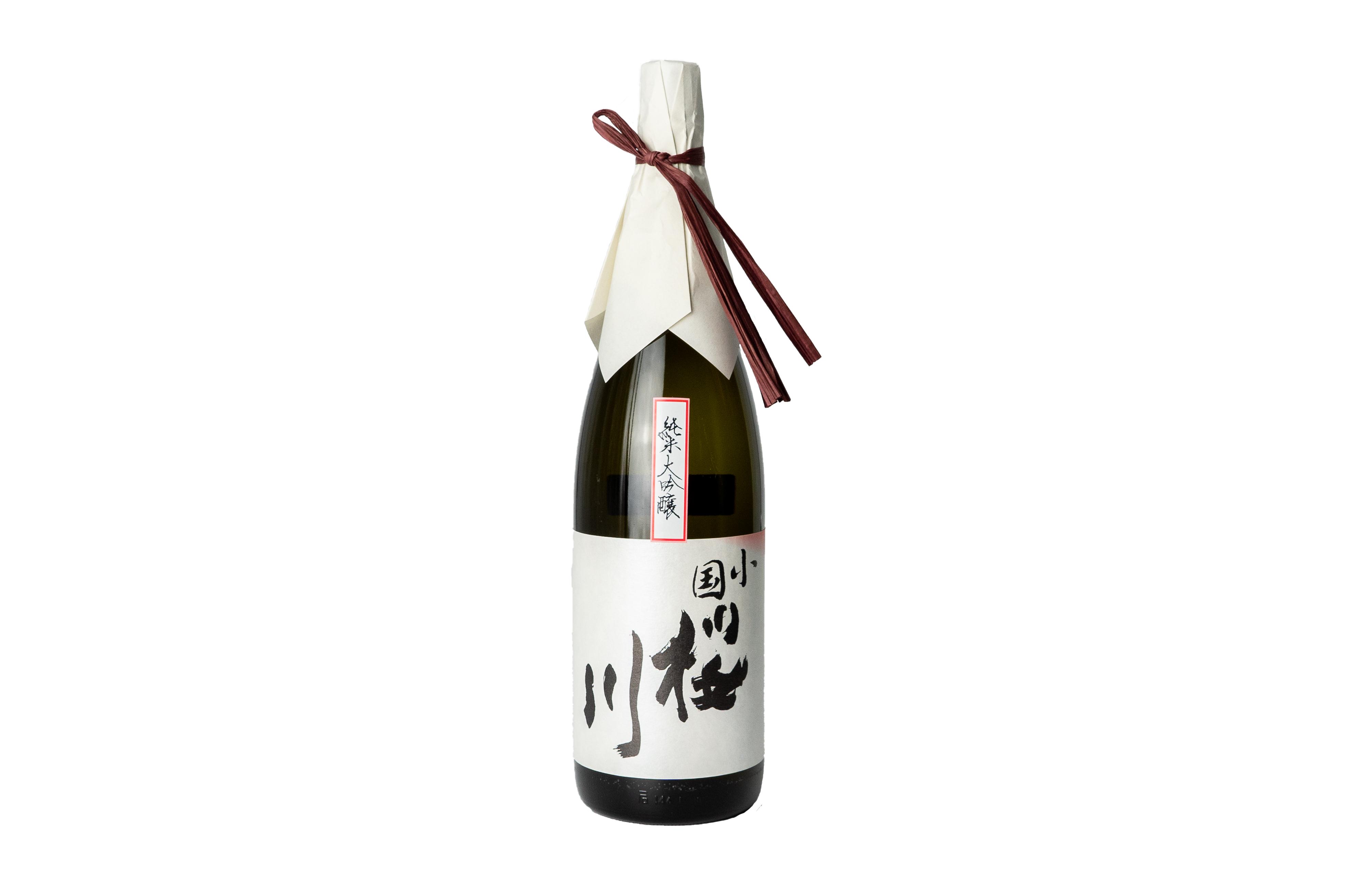 小国桜川 純米大吟醸 1800ml